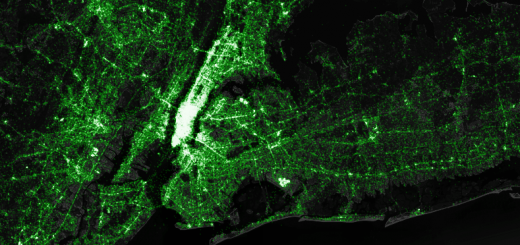 Tweet Map NYC