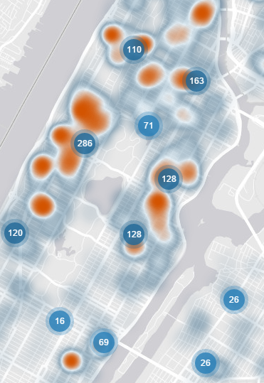 NYC Interactive Rat Map