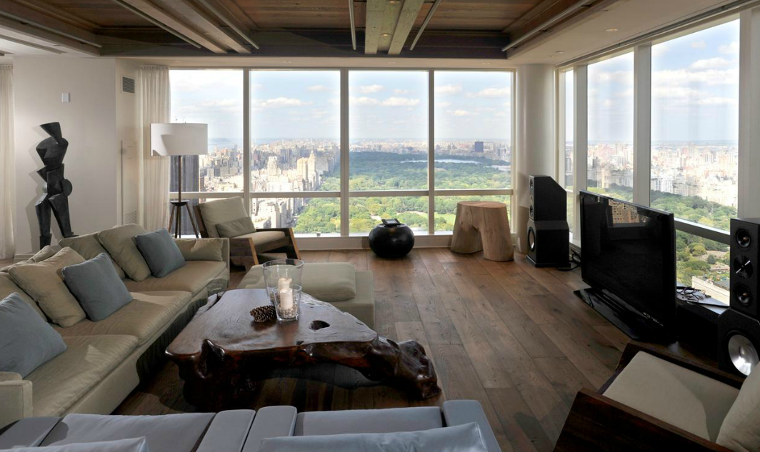 The Highest Rents in New York City