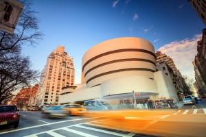 Guggenheim on the Upper East Side