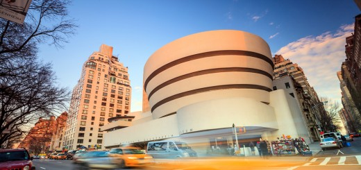 Guggenheim on the Upper East Side