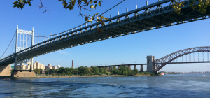 The East River from Astoria Park