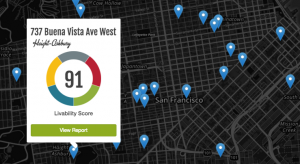 Height Ashbury Real Estate Livability Rating