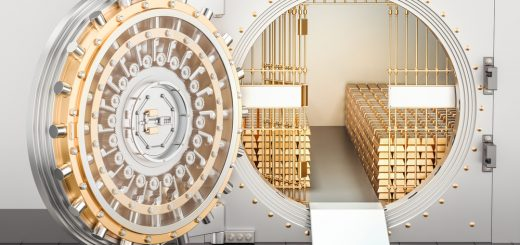Revaluate Databank Vault of Gold