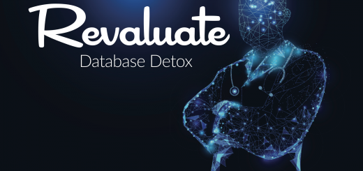 Revaluate data detox