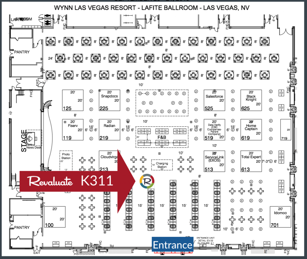 Digital Mortgage Expo Hot Leads can be found at K311