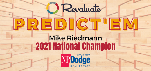 Mike Riedmann NP Dodge Revaluate Champion